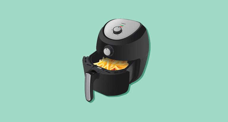 Inventum XXL hot air fryer 5.5L