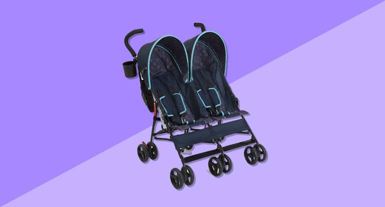 5 Best Double Strollers to Make Life Smile on You